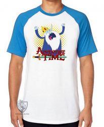 Camiseta Raglan Rei Gelado