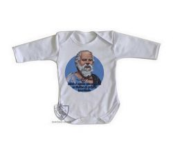 Roupa Bebê manga longa Sócrates