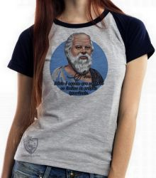 Blusa Feminina Sócrates