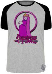 Camiseta Raglan Princesa Jujuba