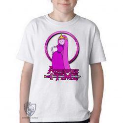 Camiseta Infantil Princesa Jujuba