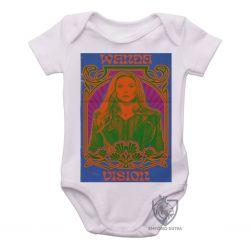 Roupa Bebê Wanda Feiticeira Escarlate