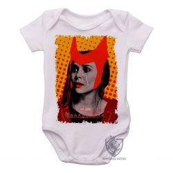Roupa Bebê Wanda Feiticeira lágrima