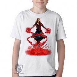 Camiseta Infantil Wanda poder
