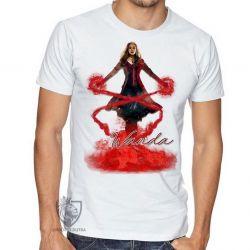 Camiseta Wanda poder