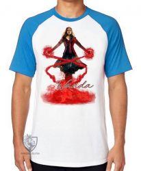 Camiseta Raglan Wanda poder