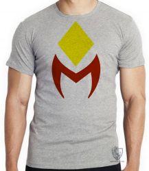 Camiseta Infantil Wanda Vision símbolo