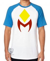 Camiseta Raglan Wanda Vision símbolo