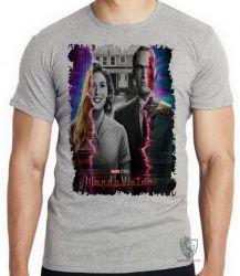 Camiseta Wanda Vision TV