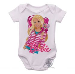 Roupa Bebê Barbie coração