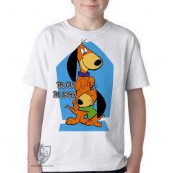 Camiseta Infantil Bob Pai Bob Filho tal