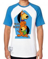 Camiseta Raglan Bob Pai Bob Filho tal