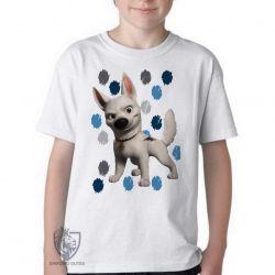 Camiseta Infantil Bolt manchas