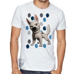 Camiseta Bolt manchas