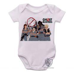Roupa Bebê Caça Fantasmas mulheres