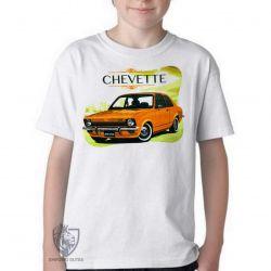 Camiseta Infantil Chevette Brasil
