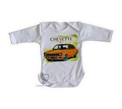 Roupa Bebê manga longa Chevette Brasil