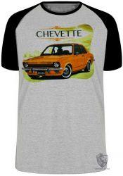 Camiseta Raglan Chevette Brasil
