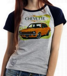 Blusa Feminina Chevette Brasil