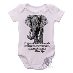 Roupa Bebê Elefante Mario Puzo
