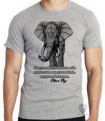 Camiseta Elefante Mario Puzo