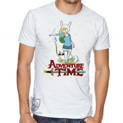 Camiseta Fiona Hora da Aventura