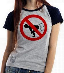 Blusa Feminina Não peide