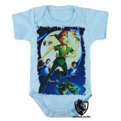Roupa Bebê Peter Pan Sininho