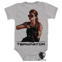 Roupa Bebê  Sarah Connor Exterminador