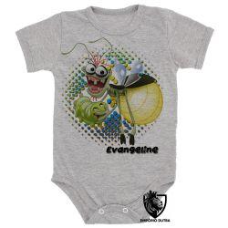 Roupa Bebê  Princesa e o Sapo Vagalume Evangeline