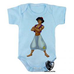 Roupa Bebê  Aladdin Jasmine
