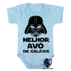 Roupa Bebê  Darth Vader melhor avô