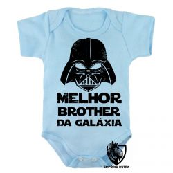 Roupa Bebê  Darth Vader melhor brother