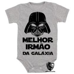 Roupa Bebê  Darth Vader melhor irmão