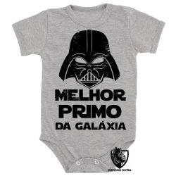 Roupa Bebê Darth Vader melhor primo
