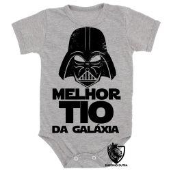 Roupa Bebê Darth Vader melhor tio