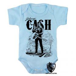 Roupa Bebê Johnny Cash