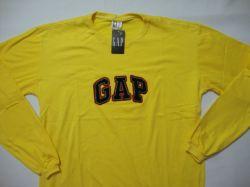 Camiseta Manga Longa GAP Tamanho G